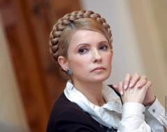 Timosenko se sacrifica: ramane in inchisoare daca Ucraina semneaza cu Uniunea Europeana