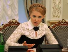 Timosenko si-a publicat declaratia de avere. Are doar un apartament de 60 de metri patrati
