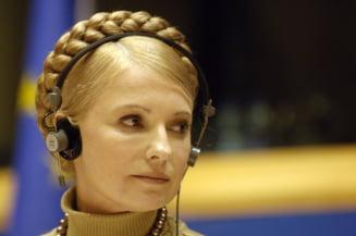 Timosenko va asista la semnarea contractelor de gaz