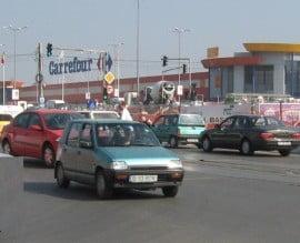 Timpul petrecut in traficul din Bucuresti se va dubla in 20 de ani