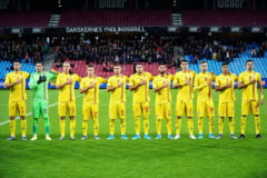 Tineretul lui Radoi invinge Ucraina in preliminariile Euro 2021