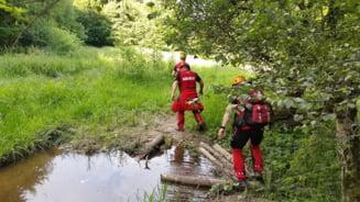 Tineri cautati de salvamontisti dupa un accident cu masina de teren