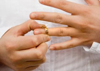 Tinerii aleg sa divorteze amiabil