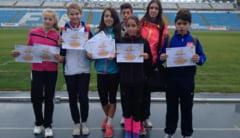 Tinerii atleti ai Constantei au debutat la Cupa Toamnei