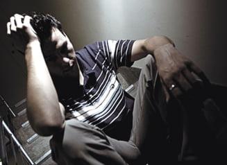 Tinerii devin depresivi, din cauza crizei economice