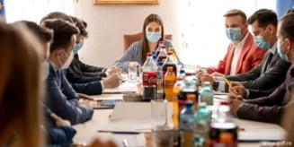 Tinerii liberali din regiunea Centru, preocupati de viitorul european al Romaniei