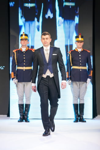 Tinuta barbateasca, in 2015: Se poarta onoarea - Alexandru Ciucu
