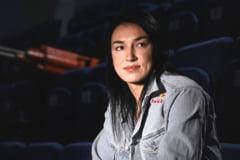 Tinuta extravaganta aleasa de Cristina Neagu la banchetul fetelor de la CSM Bucuresti FOTO