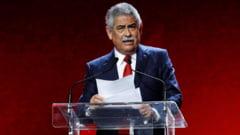 Tipic romaneste. Presedintele clubului Benfica Lisabona, reales pentru al saselea mandat