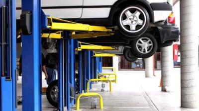 Tipuri de elevatoare auto folosite in atelierele in care se repara caroserii auto