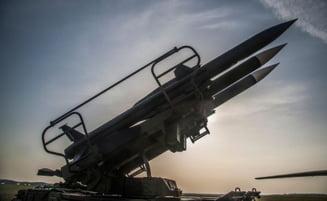Tir de racheta lansat dinspre Fasia Gaza spre Israel. Anuntul armatei cu privire la eventuale persoane ranite