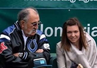 Tiriac, despre eliminarea Simonei Halep la Australian Open: Imi venea sa-mi tai gatul. Sa va spun unde a gresit