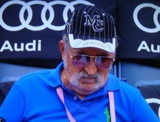 Tiriac, noul manager al Simonei Halep?