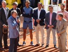 Tiriac, omagiat de International Tennis Hall of Fame la Madrid
