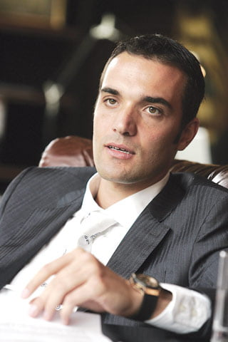 Tiriac Junior vrea sa faca un rebranding companiei mostenite de la tata