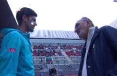 Tiriac a surprins pe toata lumea la Madrid: Gestul facut in timpul meciului lui Djokovic