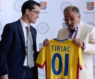 Tiriac comenteaza scandalul pariurilor din fotbalul romanesc: Nu ai voie sa faci asa ceva!