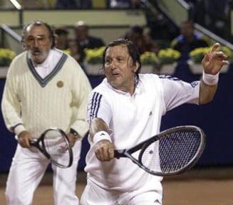 Tiriac si Nastase, viitorii sefi ai sportului romanesc?