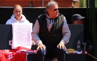 Tiriac trece la fapte in cazul suspendarii lui Ilie Nastase: Scrisoarea trimisa catre Federatia Internationala de Tenis