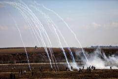 "Tiruri de ""proiectile"" din Fasia Gaza spre Israel: O casa a fost lovita"