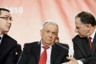 Tismaneanu, despre Geoana: S-a visat Tony Blair, a fost invins de sclerozatii baroni pesedisti