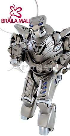 Titan the Robot vine la Braila Mall