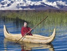 Titicaca lac navigabil