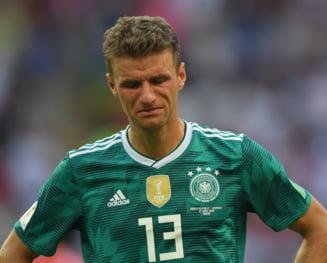 Titlurile din presa internationala dupa eliminarea Germaniei de la Cupa Mondiala