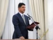 Titus Corlatean si-a preluat mandatul de ministru de Externe, marti