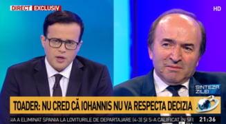 Toader: Suntem in intarziere cu punerea in aplicare a deciziei de demitere a lui Kovesi