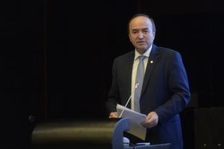 Toader, despre Legea recursului compensatoriu: A fost votata de PNL si USR si promulgata de Iohannis