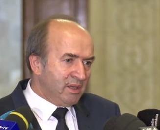 Toader, dupa intalnirea cu Dragnea si Tariceanu: La MJ nu exista un proiect de amnistie si gratiere