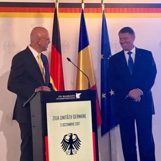 Toader i-a promis ambasadorului Germaniei ca va cere avizul Comisiei de la Venetia pe procedura de numire a procurorilor-sefi