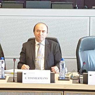 Toader ii raspunde lui Timmermans: Sa ne respectam competentele, demnitatea si specificul national