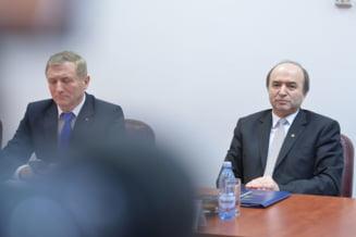 Toader si Lazar vor participa la sedinta in care se discuta cererea lui Kovesi de a ramane in sistem