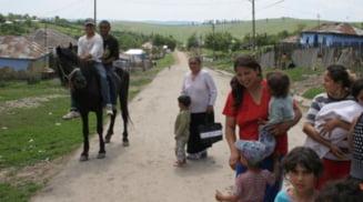 Toate femeile dintr-un sat din Iasi sunt gravide