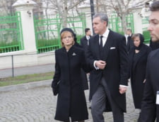 Toate fiicele regelui Mihai petrec Craciunul in Romania