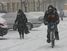 Toate scolile din Bulgaria, inchise pana luni din cauza iernii extreme