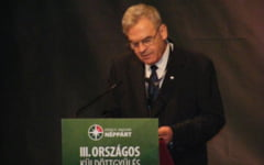 Tokes Laszlo si Izsak Balazs vor parteneriat strategic pentru autonomie si unitatea maghiarilor