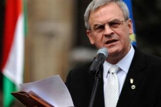 Tokes candideaza la europarlamentare din partea Ungariei