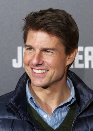 "Tom Cruise a acceptat sa joace in continuarea filmului ""Misiune: Imposibila"""
