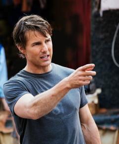 Tom Cruise a prezentat imagini din viitorul film \'\'Top Gun: Maverick\'\' (Video)