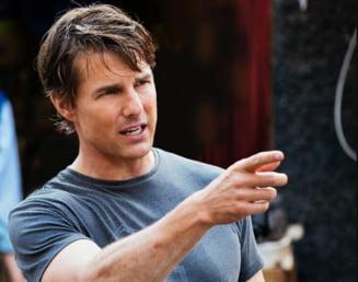 """Tom Cruise a rabufnit in timpul filmarilor pentru """"Misiune Imposibila 7"""" din cauza incalcarii protocolului sanitar: """"Daca mai vad asta, ati plecat"""""""