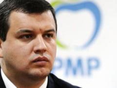 """Tomac, PMP: """"Actiunile lui Razvan Cuc, o bomba pusa sub fundatia Parlamentului"""""""