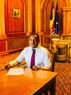 Tomac anunta cine ii ia locul lui Basescu in Senat. Exista insa un contestatar, care revendica postul