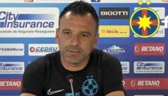 """Toni Petrea, despre posibila venire a lui Reghecampf la FCSB: """"Nu ma intereseaza"""""""