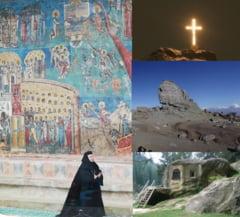 Top 10 cele mai cunoscute locuri de vazut din Romania. Padurea misterioasa unde putini sa incumeta sa intre FOTO