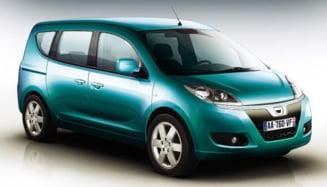 Top 10 cele mai vandute marci auto in 2012 - Dacia, in fruntea clasamentului