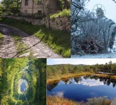 Top 10 locuri incantatoare din Romania care merita vizitate FOTO VIDEO