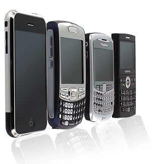 Top 5 cele mai bune smartphone-uri lansate in 2012 (Galerie foto)
